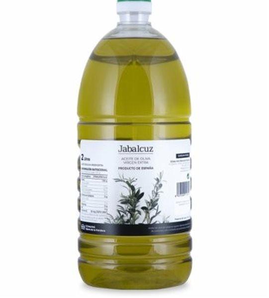 Jabalcuz. Aceite de Oliva Virgen Extra. 2 Litros.