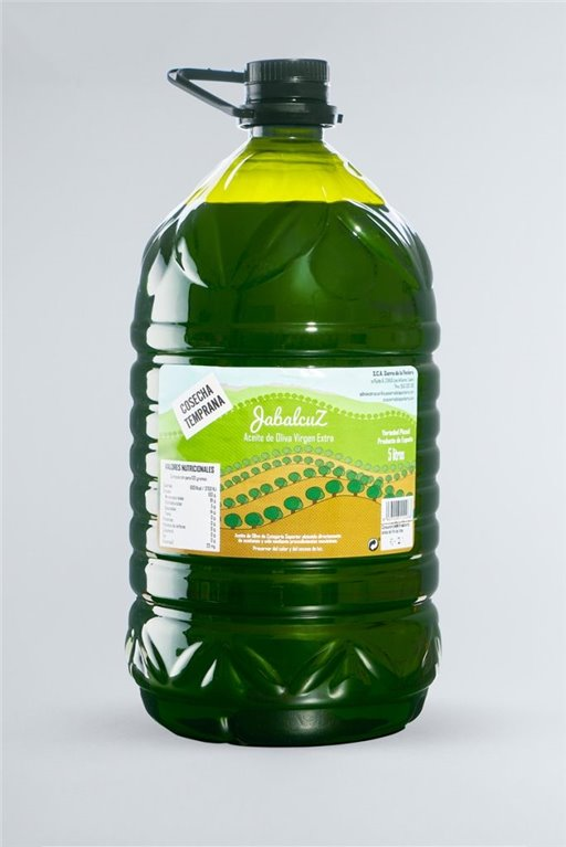 Jabalcuz cosecha temprana. 5 litros