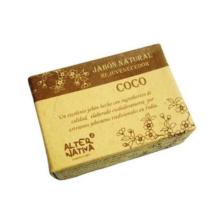 Jabón Coco, 1 ud