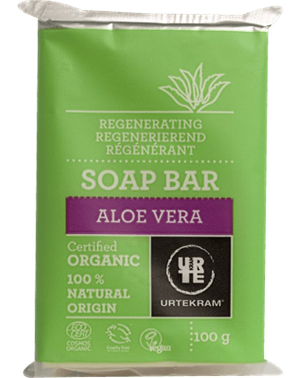 Jabón Ecológico De Aloe Vera, 250 gr