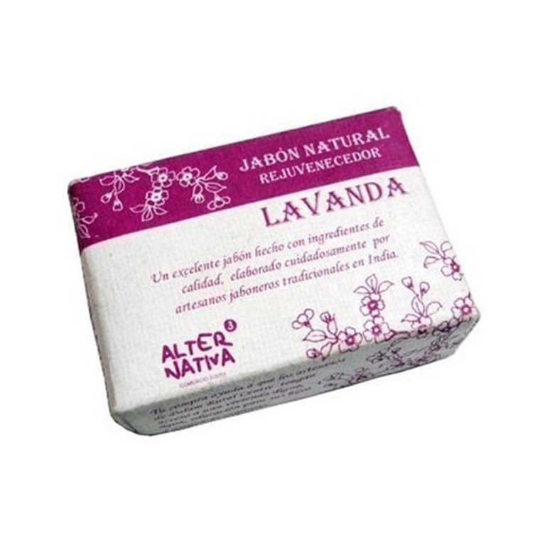 Jabón Lavanda