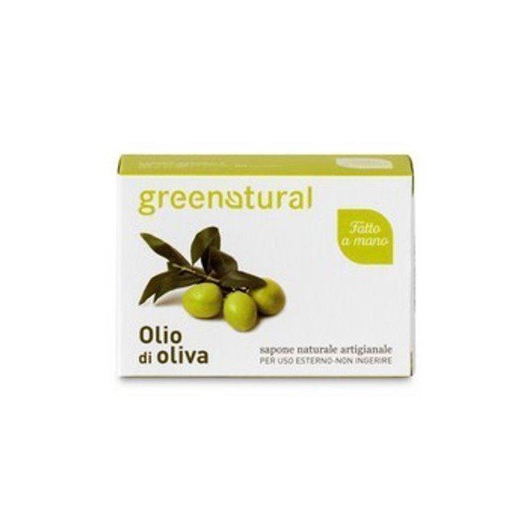 JABÓN NATURAL ACEITE DE OLIVA, 100 gr