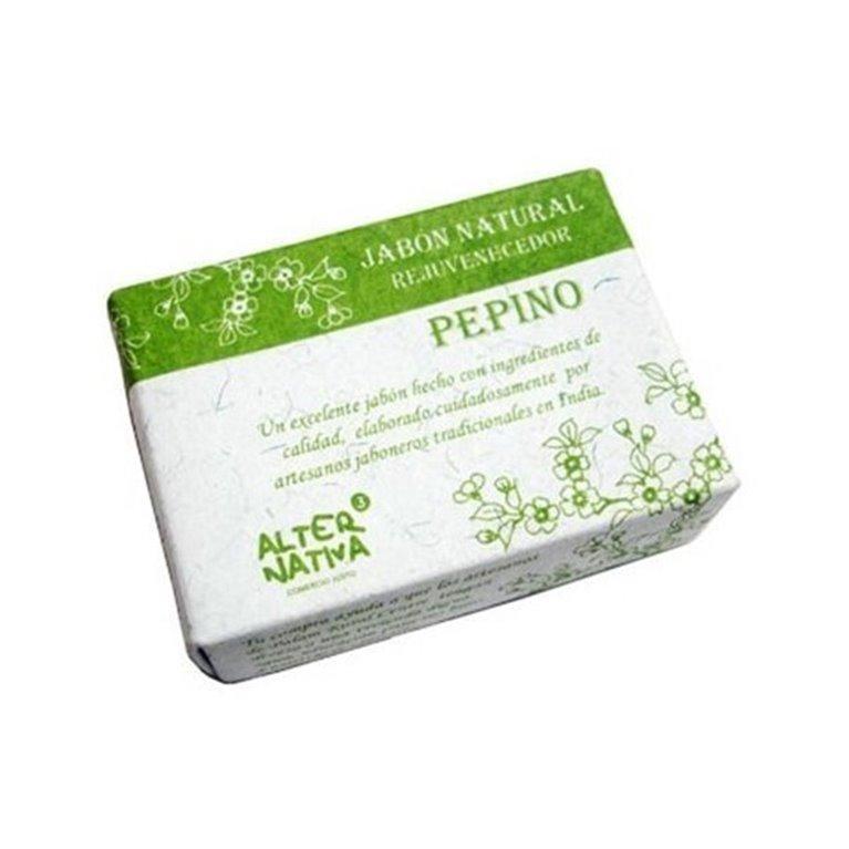 Jabón Pepino