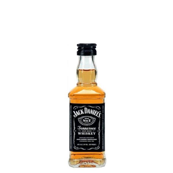 JACK DANIELS CRISTAL 0,05 L.