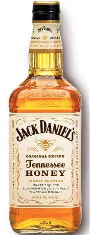 Jack Daniel's Honey 1L, 1 ud