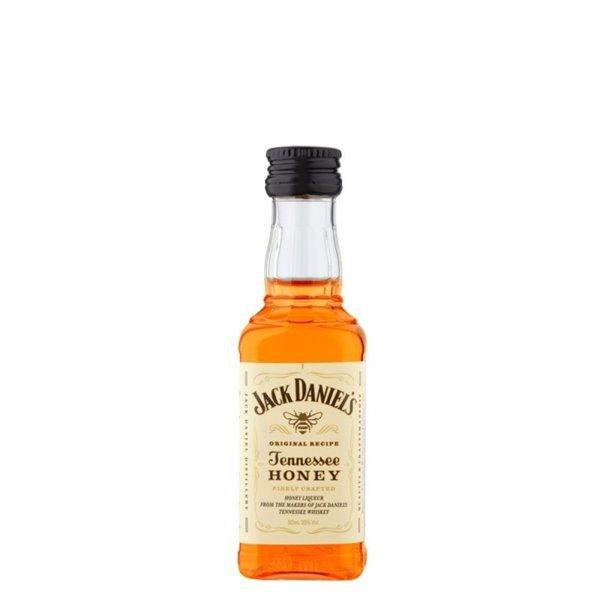 JACK DANIELS HONEY PET 0,05 L. 35º