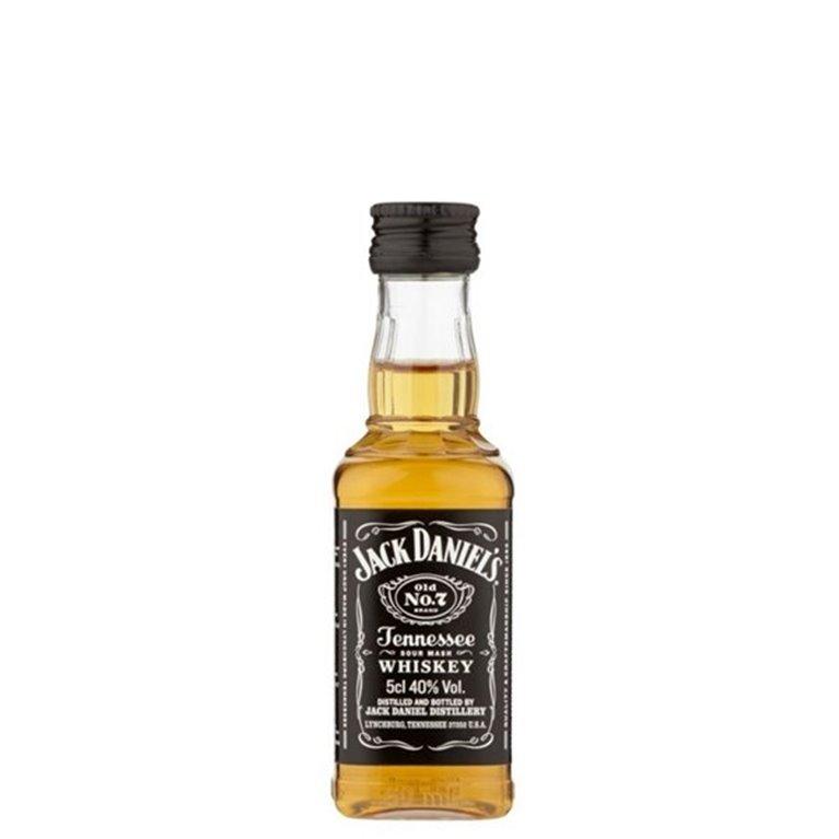 JACK DANIELS PET 0,05 L.