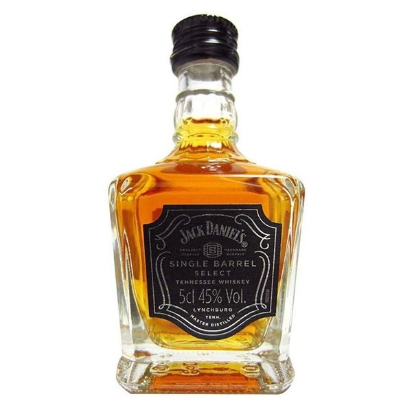 JACK DANIELS SINGLE BARREL 0,05 L.