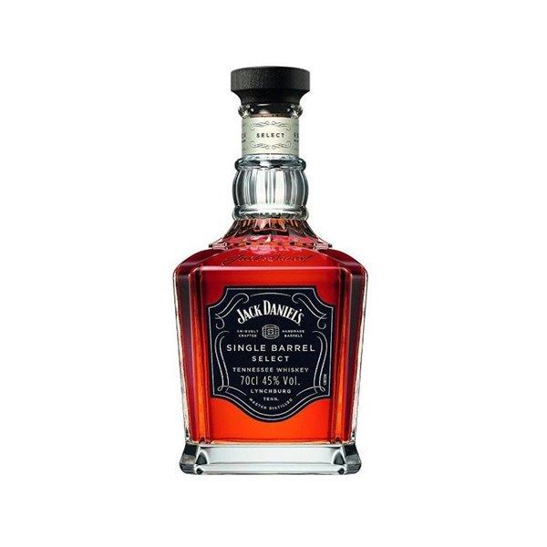 JACK DANIELS SINGLE BARREL 0,70 L.