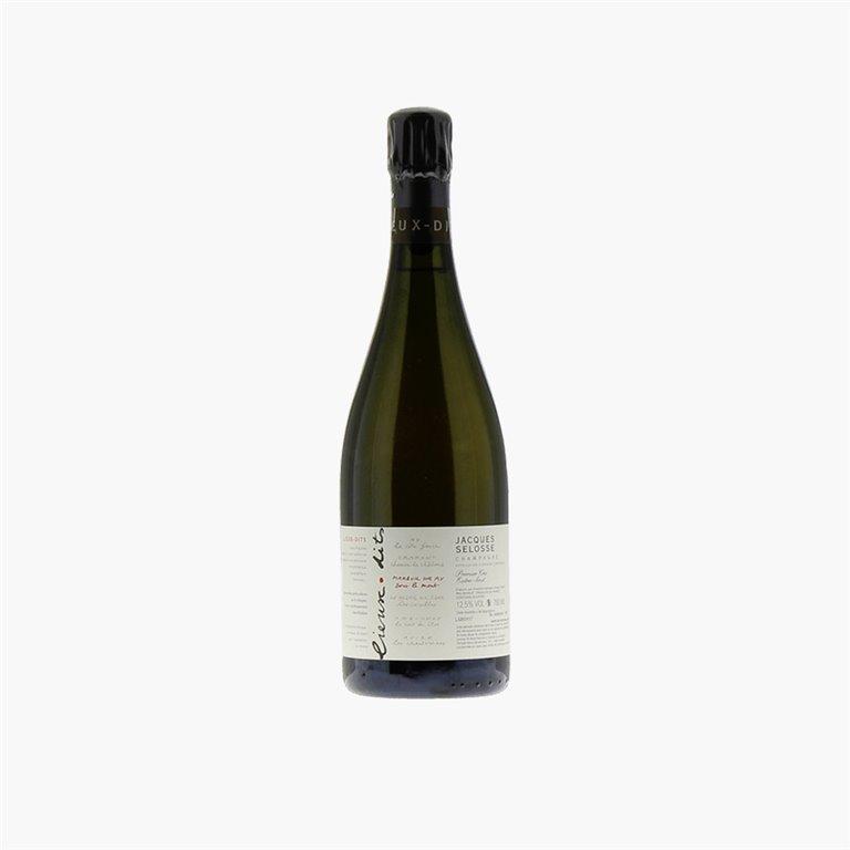 Jacques Selosse Lieux-dits Mareuil Sur Ay Sous le Mont Extra Brut Champagne Premier Cru N.V.