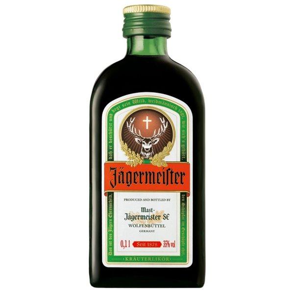 JAGERMEISTER 0,10 L.