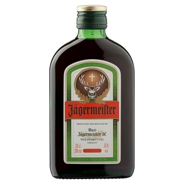 JAGERMEISTER 0,20 L.