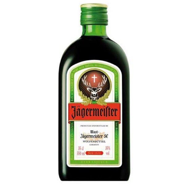 JAGERMEISTER 0,35 L.