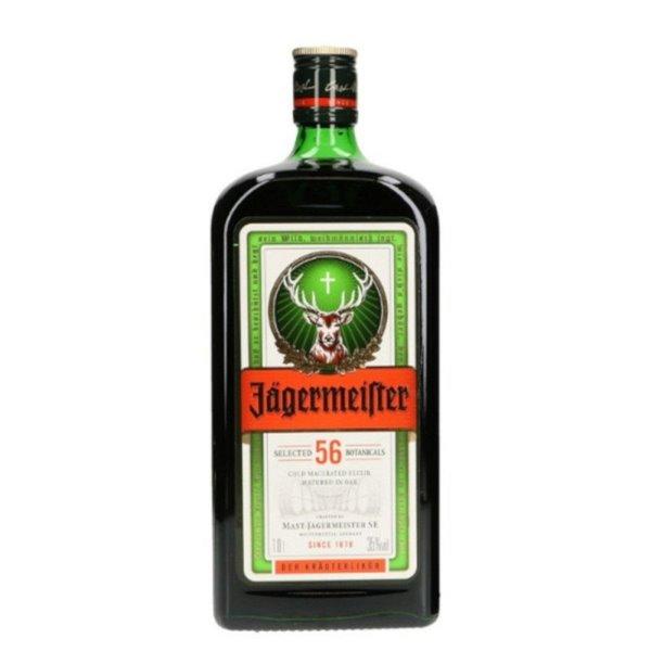 JAGERMEISTER 1L.