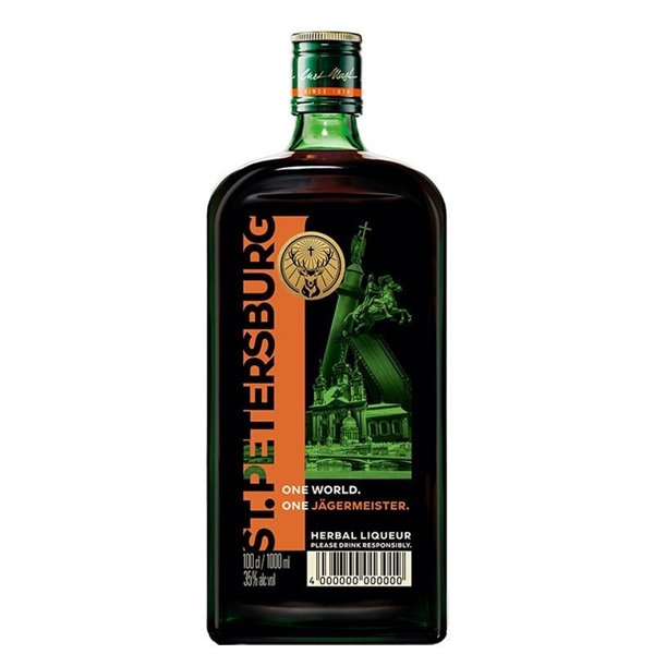 JAGERMEISTER ST. PETER 1L.