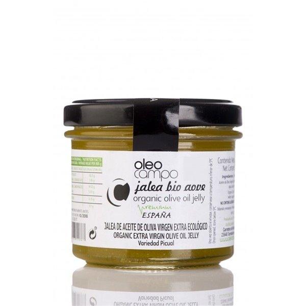 Jalea Bio AOVE Oleocampo Premium. Caja de 36 x 100 gr.