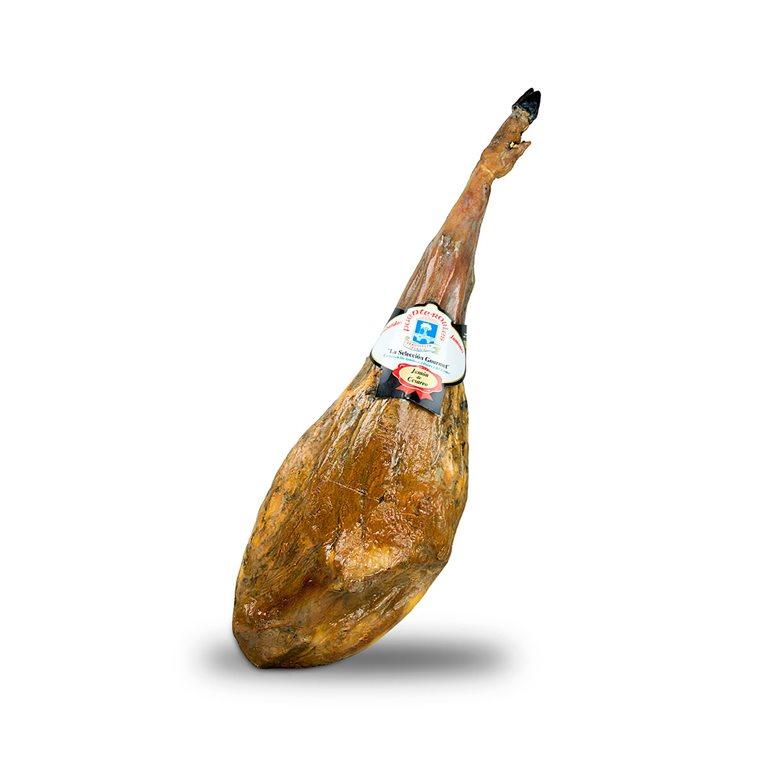 Cesáreo Selection Gourmet Ham sliced