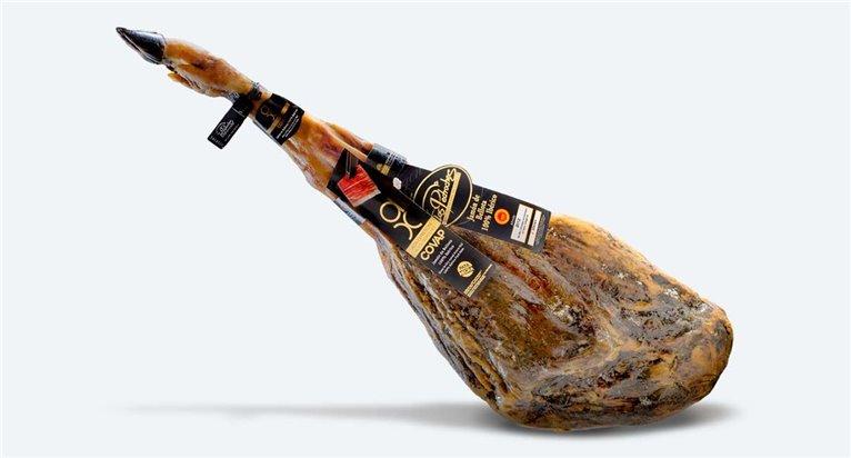 Acorn-fed 100% Iberian High Expression Acorn-fed Ham D.O.P Los Pedroches