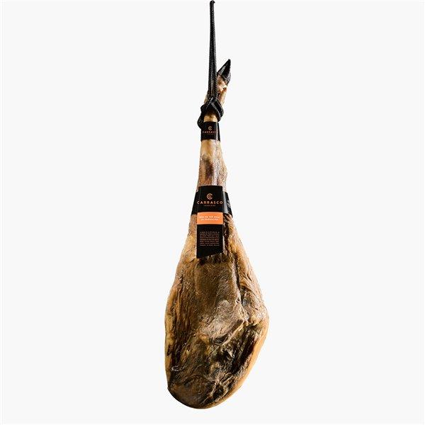 Jamón de bellota 100% ibérico Carrasco 7.5 Kg aprox