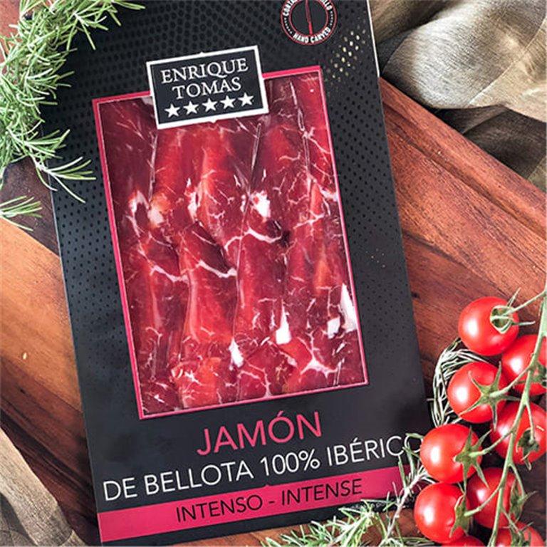 100% Iberian Bellota Ham Intense. Enrique Tomas