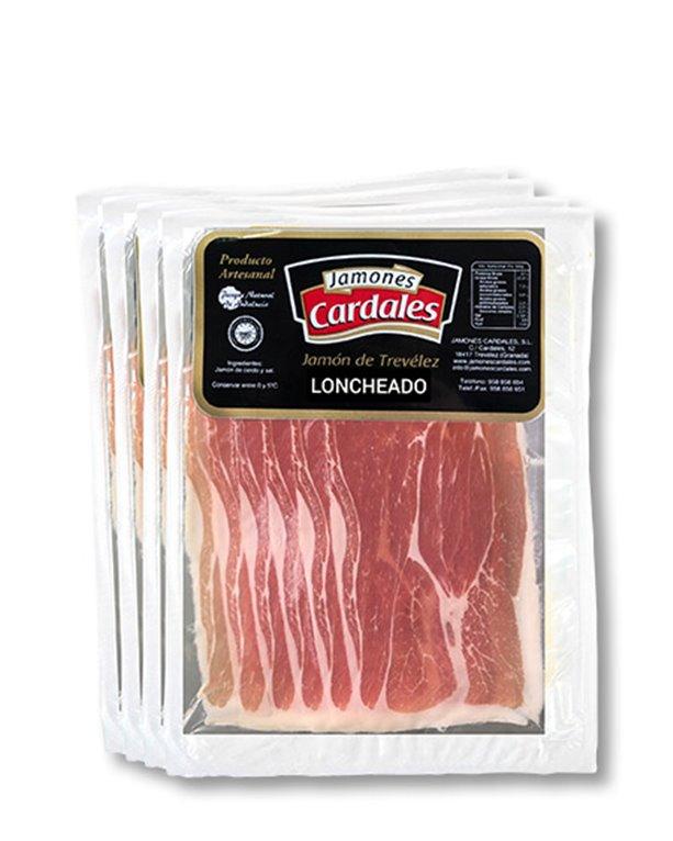 Trevélez PGI Sliced Ham