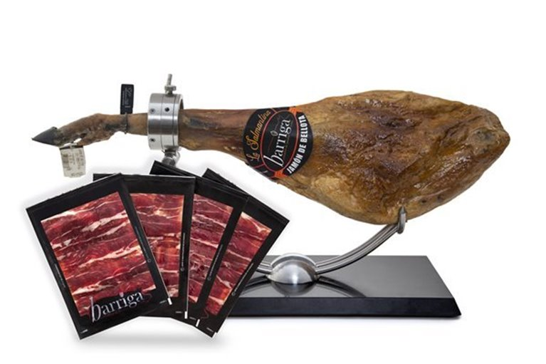 100% Pure Acorn-Fed Iberian Ham (100 gr. Pack)