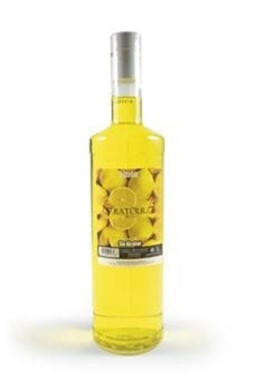Araterra Lemon Syrup