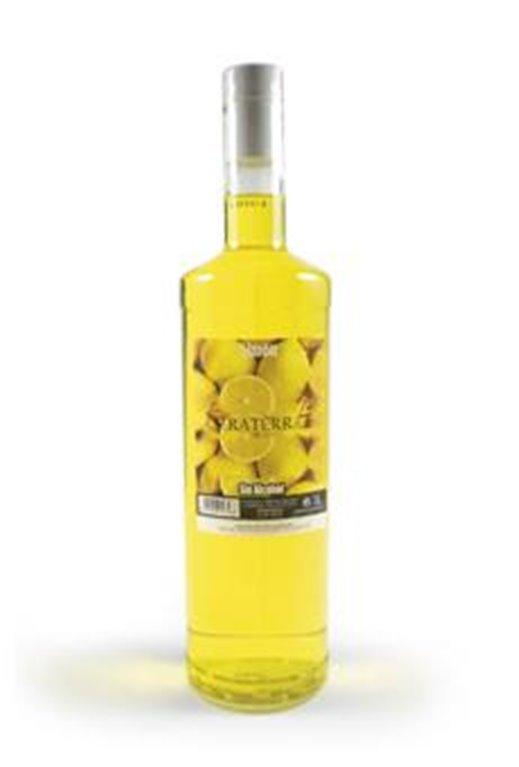 Jarabe de limón Araterra, 1 ud