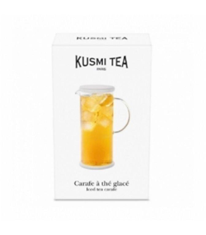 Jarra de Cristal para Iced Tea 1,4l. Kusmi Tea. 1un.