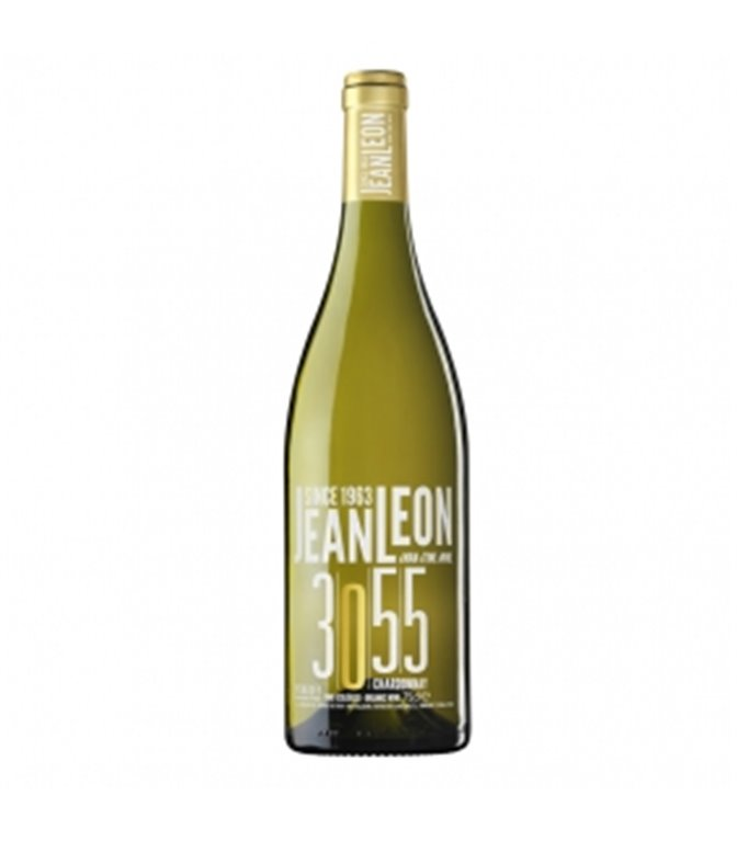 Jean Leon 3055 Chardonnay 75cl. Jean Leon. 6un.