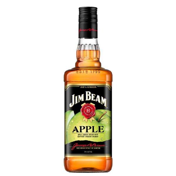 JIM BEAM APPLE 0,70 L. 35º