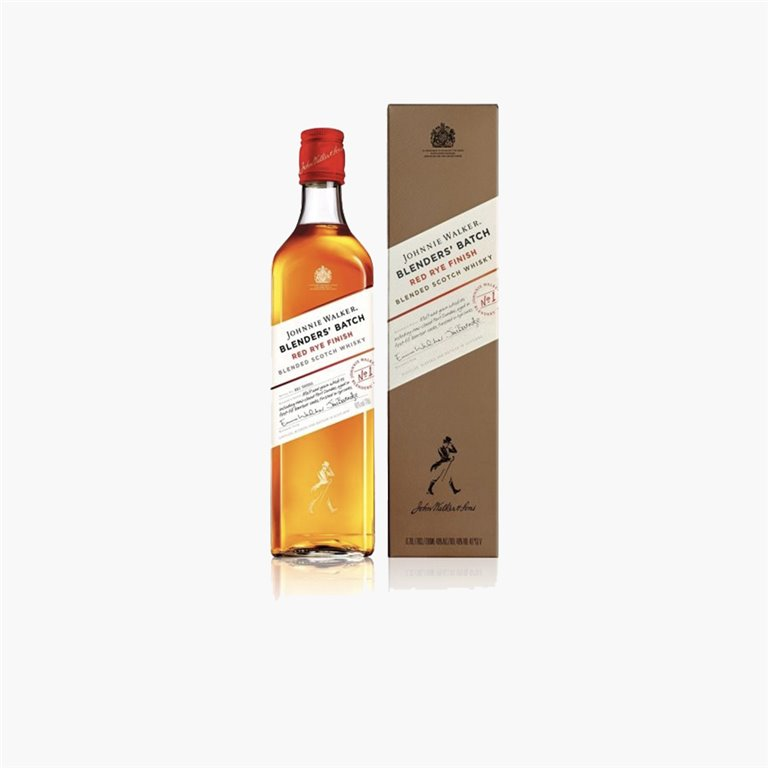 Johnnie Walker Blenders Bactch Red Rye Finish 70cl