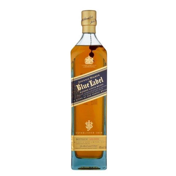 JOHNNIE WALKER BLUE 1,00 L. 40º