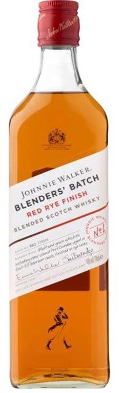 Johnnie Walker Red Rye Finish