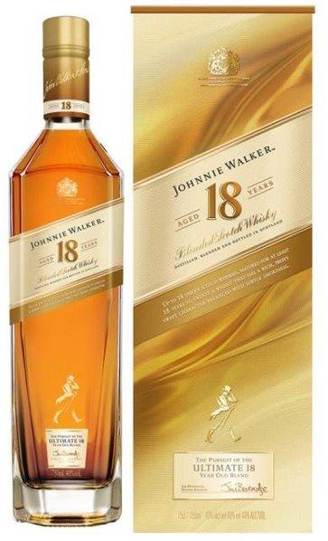 Johnnie Walker Ultimate 18