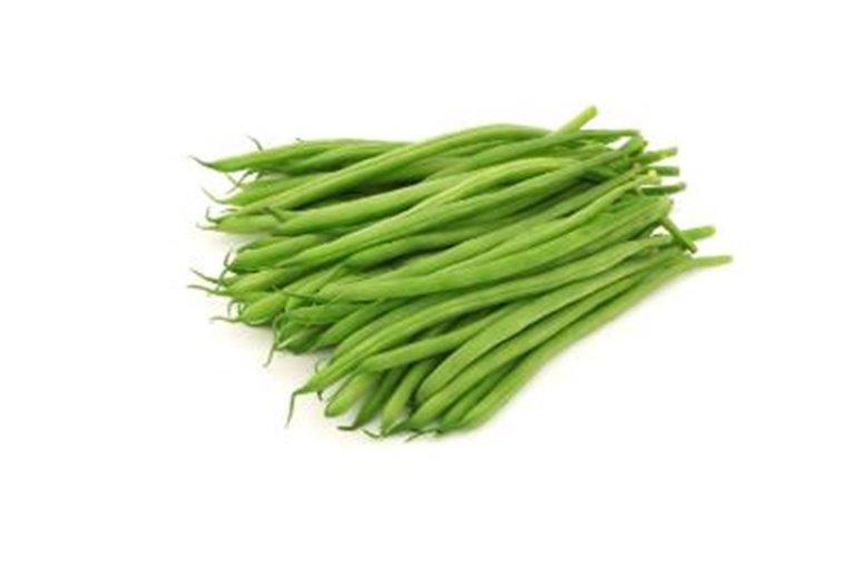 Judía verde redonda (kg)