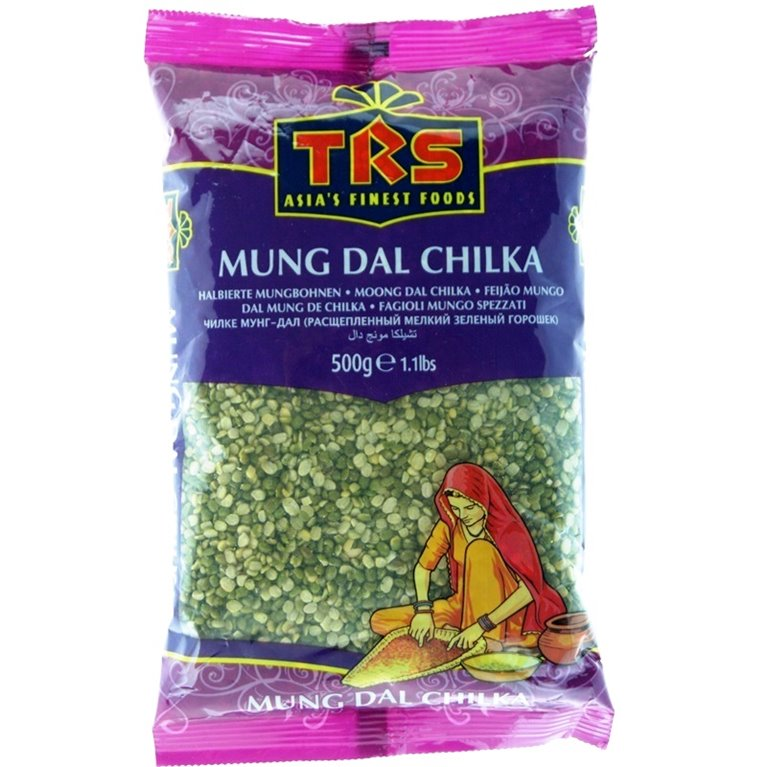 Judías Mungo Rotas (Mung Dal Chilka) 1kg