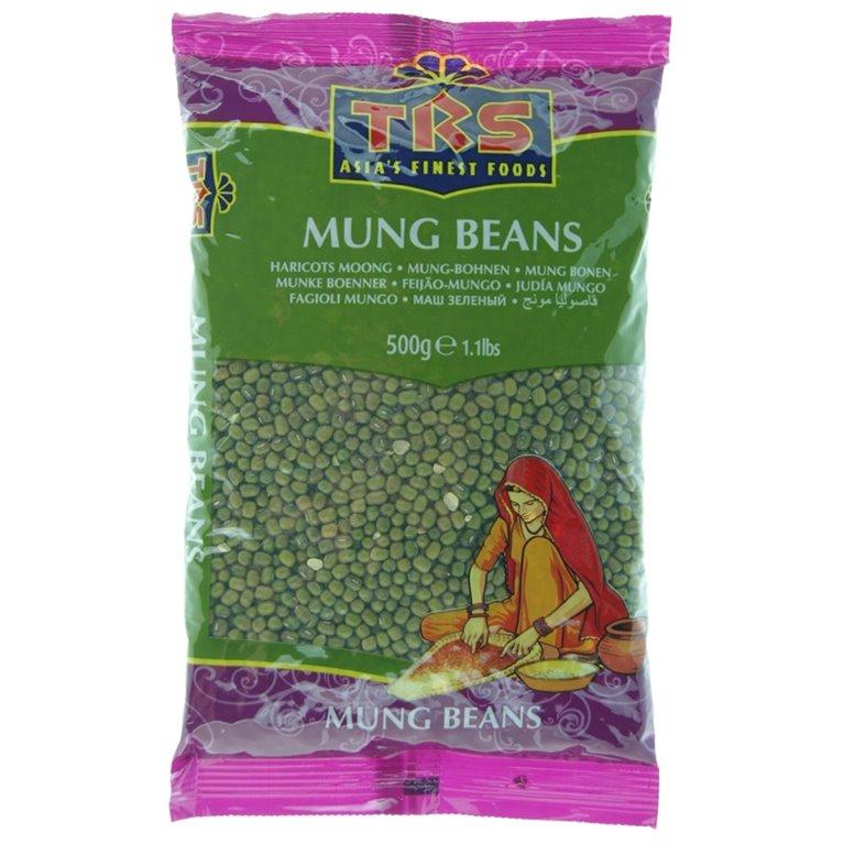 Judías Verdes Mungo (Mung Beans) 500g, 1 ud