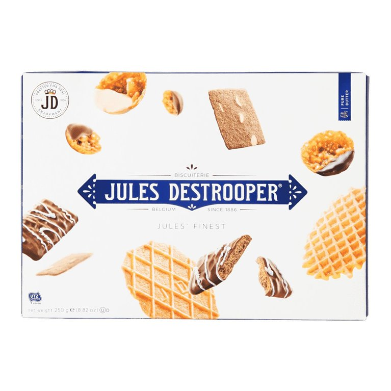 Jules Destrooper Galletas Finest Surtidas 250g