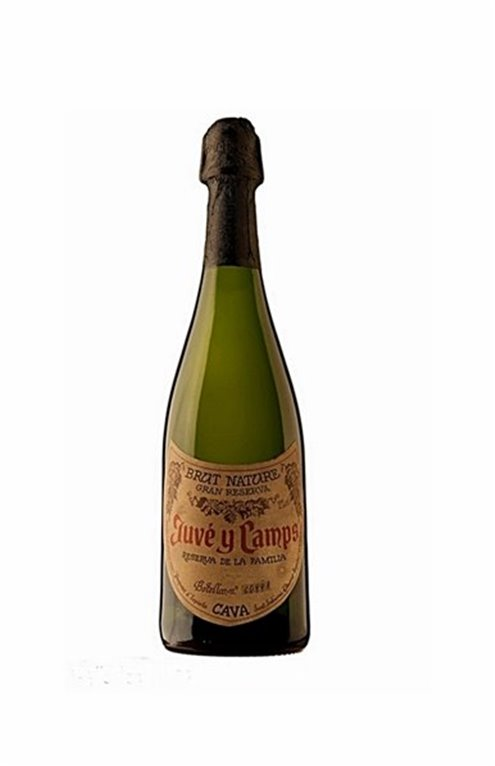JUVE & CAMPS Res. Familia - Brut Nature, 0,75 l