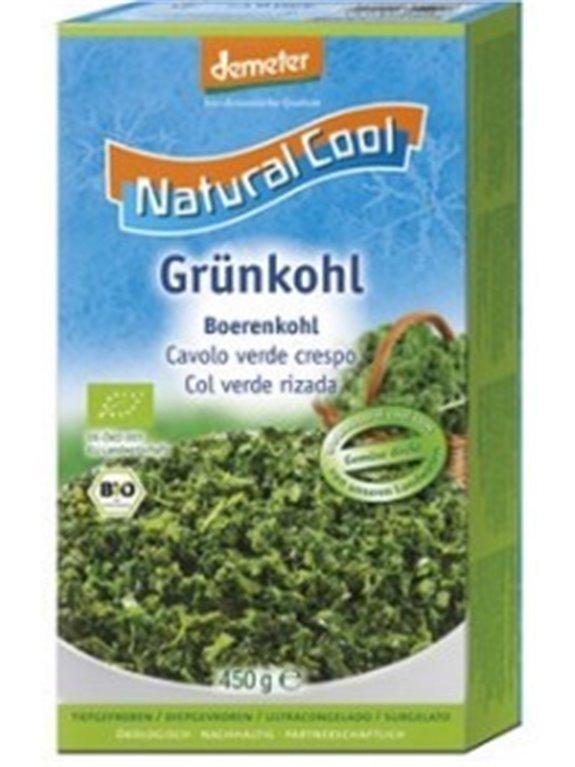 Kale col Rizada congelado, 430 gr