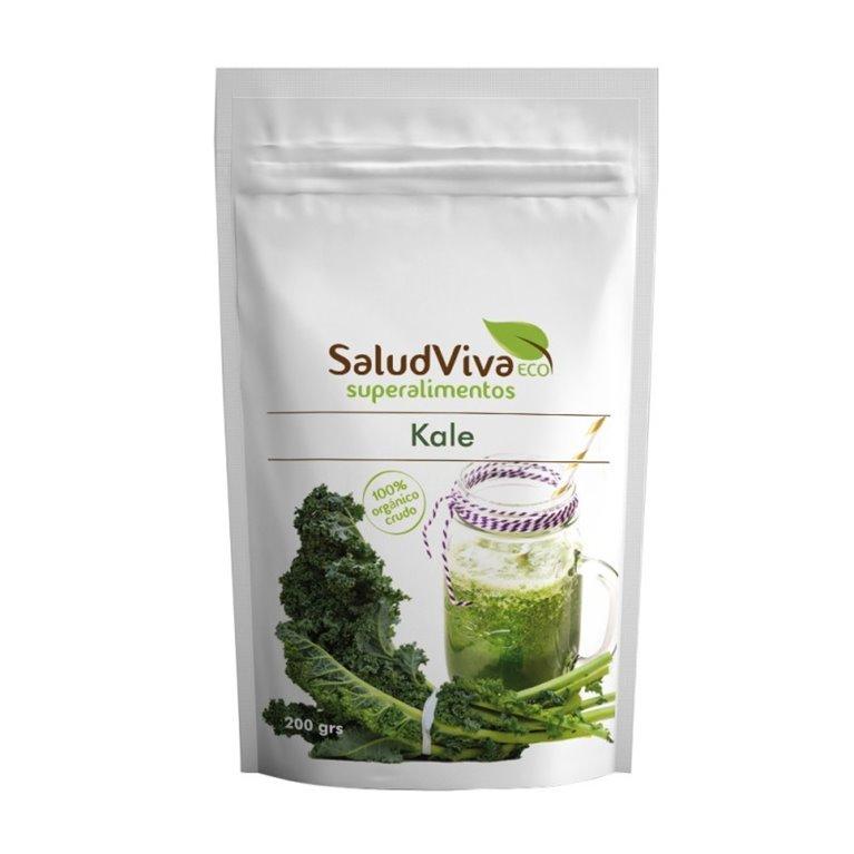 Kale en Polvo Bio 200g