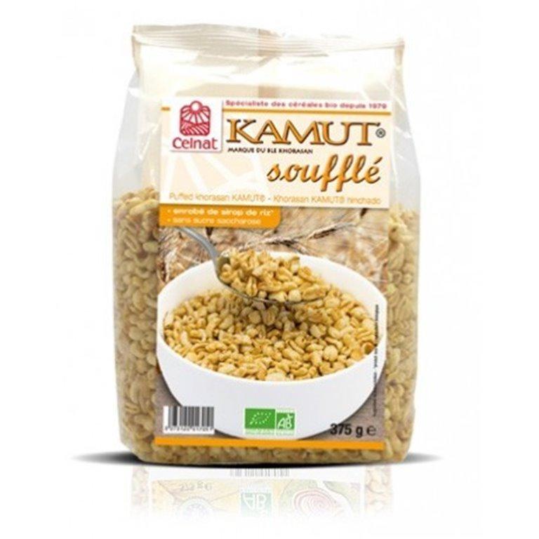Kamut Inflado al sirope de arroz, 1 ud