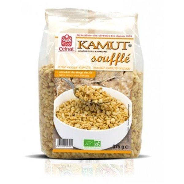 Kamut Inflado al sirope de arroz