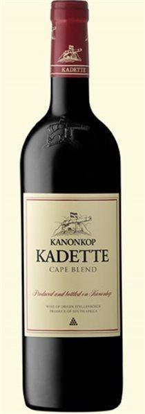 Kanoncop Kadette Cape Blend 2015
