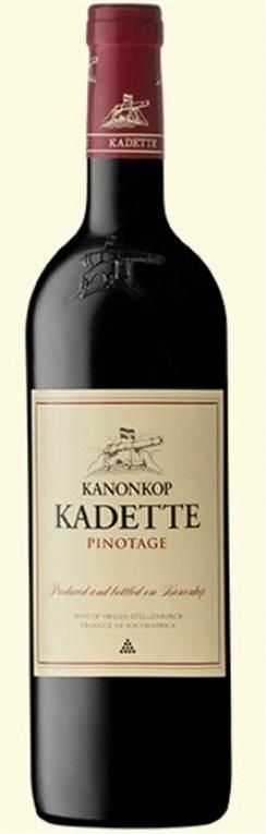 Kanoncop Kadette Pinotage 2015, 1 ud