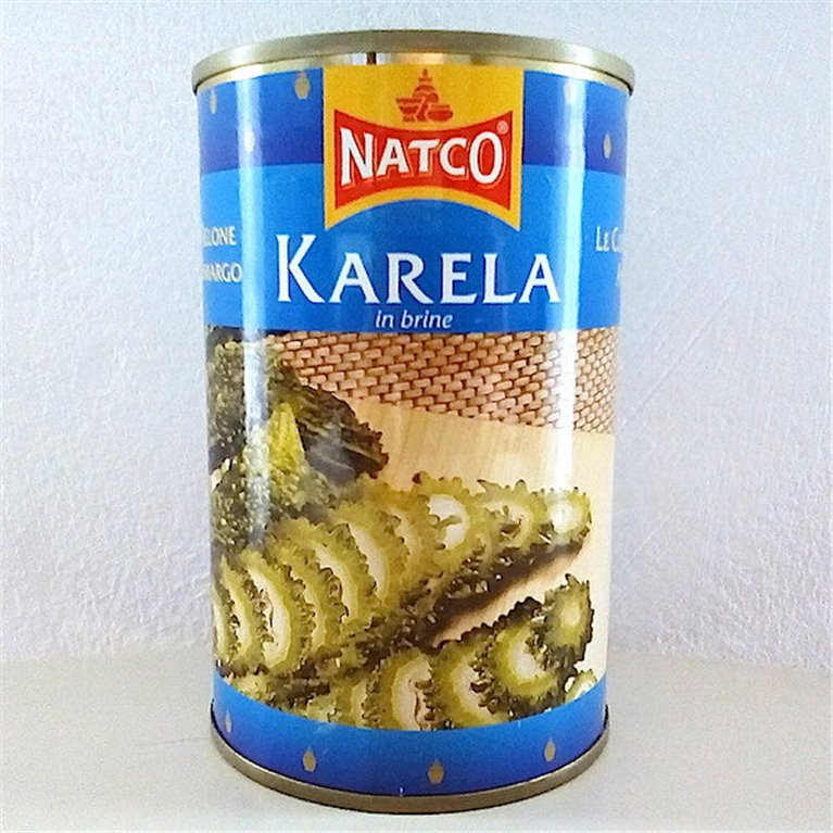 Karela en conserva, 1 ud