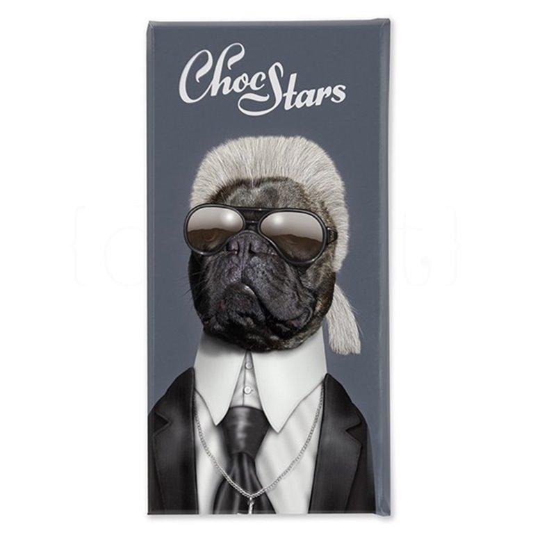 Karl Lagerfeld 100gr. ChocStars. 10un., 1 ud