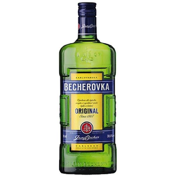 KARLSBADER BECHEROVKA 0,70 L.