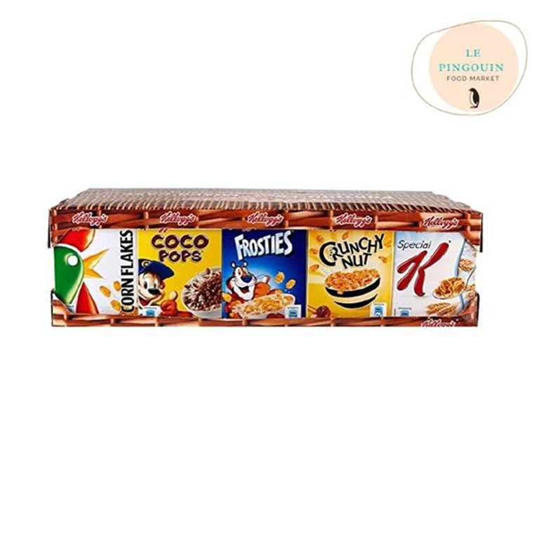 Kellogs cereales surtidos mini 35*25gr